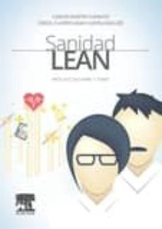 Leer libros descargados en ipad SANIDAD LEAN en español de C MARTÍN FUMADÓ 9788490228272