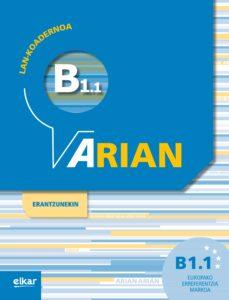 Descargar ARIAN B1.1 LAN KOADERNOA gratis pdf - leer online