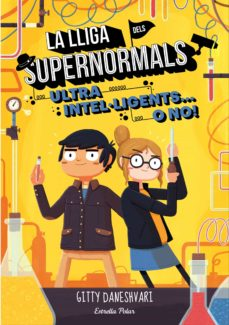 Enmarchaporlobasico.es La Lliga Dels Supernormals 2: Ultra Intel·ligents O No! Image