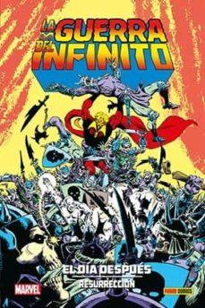 Ironbikepuglia.it La Guerra Del Infinito: El Dia Despues: Resurrecciion Image