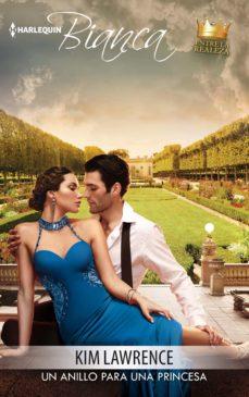 un anillo para una princesa (ebook)-kim lawrence-9788491707172