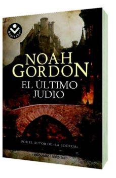 el ultimo judio-noah gordon-9788492833672