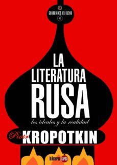 Debatecd.mx La Literatura Rusa: Los Ideales Y La Realidad (2ª Ed.) Image