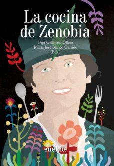 la cocina de zenobia-pepi gallinato ollero-9788494690372