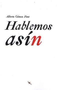 Descargar HABLEMOS ASIN gratis pdf - leer online