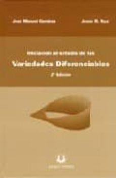 Inmaswan.es Iniciacion Al Estudio De Las Variedades Diferenciables Image
