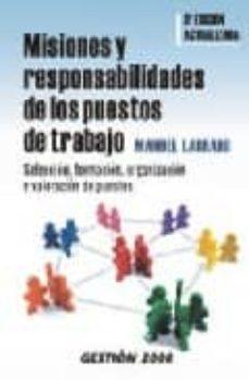 Bressoamisuradi.it Misiones Y Responsabilidades De Los Puestos De Trabajo Image