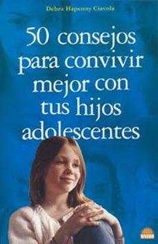Lofficielhommes.es 50 Consejos Para Convivir Mejor Con Tus Hijos Adolescentes Image
