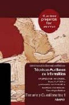Alienazioneparentale.it Tecnicos Auxiliares De Informatica De La Administracion Del Estad O: Temario 1 + Cuestionarios Materias Juridicas Image