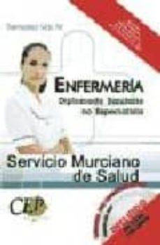 Encuentroelemadrid.es Temario Vol. Iv. Enfermeria Servicio Murciano De Salud: Diplomado Sanitario No Especialista Image