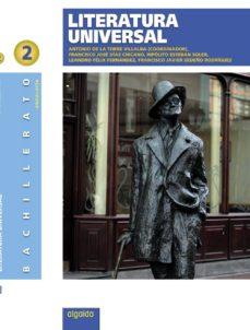 Carreracentenariometro.es Literatura Universal 2(2º Bachillerato) Andalucia Image