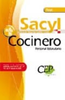 Padella.mx Test Oposiciones Cocinero Personal Estatutario Servicio De Salud De Castilla Y Leon (Sacyl) Image
