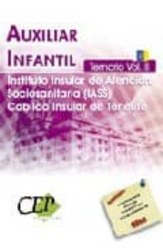 Enmarchaporlobasico.es Auxiliar Infantil Instituto Insular De Atencion Social Y Sociosan Itaria Del Cabildo Insular De Tenerife. Temario Vol. Ii. Image