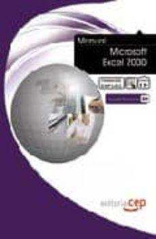 Emprende2020.es Manual Microsoft Excel 2000. Formacion Para El Empleo Image