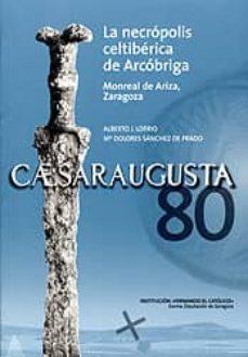 Encuentroelemadrid.es Caesaraugusta 80. La Necrópolis Celtibérica De Arcóbriga. Monreal De Ariza Image