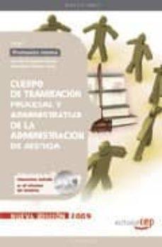 Eldeportedealbacete.es Cuerpo De Tramitacion Procesal Y Administrativa De La Administrac Ion De Justicia. Promoción Interna. Test Image