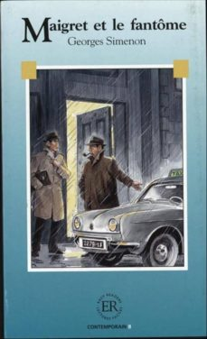 maigret et le fantome nivel b (intermedio) (2nd edition)-georges simenon-9788723901972