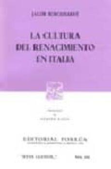 Padella.mx La Cultura Del Renacimiento En Italia (2ª Ed.) Image