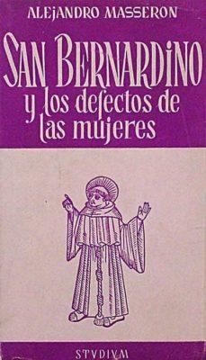 Chapultepecuno.mx San Bernardino Y Los Defectos De Las Mujeres. Image