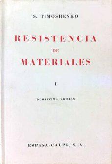 RESISTENCIA DE MATERIALES I - S. TIMOSHENKO. | Triangledh.org