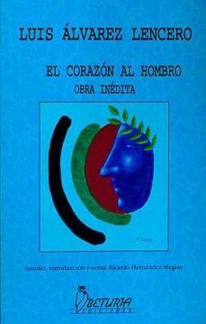 Emprende2020.es El Corazón Al Hombro. Obra Inédita Image