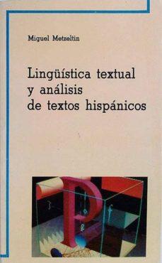 Permacultivo.es Lingüistica Textual Y Análisis De Textos Hispánicos Image