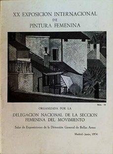 XX EXPOSICION INTERNACIONAL DE PINTURA FEMENINA - VARIOS | Adahalicante.org