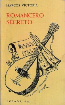 ROMANCERO SECRETO - MARCOS, VICTORIA | Adahalicante.org