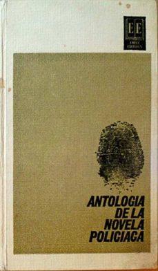 ANTOLOGÍA DE LA NOVELA POLICÍACA - VVAA   Adahalicante.org