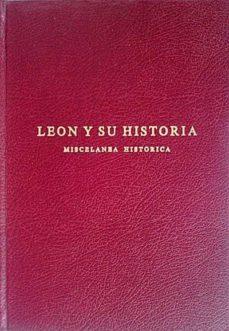 LEÓN Y SU HISTORIA IV - VVAA   Triangledh.org