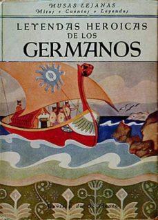Cdaea.es Leyendas Heroicas De Los Germanos Image