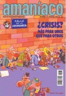 Ojpa.es Amaniaco Nº 23: Tercera Epoca (Especial Crisis) Image