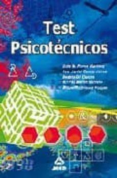 Lofficielhommes.es Test Psicotecnicos (2ª Edición Revisada 2010) Image