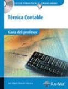 Asdmolveno.it Tecnica Contable. Grado Medio. Cdp+ Gui Digital Image
