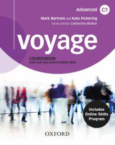 Descarga gratuita de audio libro mp3. VOYAGE C1 STUDENT BOOK + WORKBOOK  OOSP WITH KEY  (Spanish Edition)