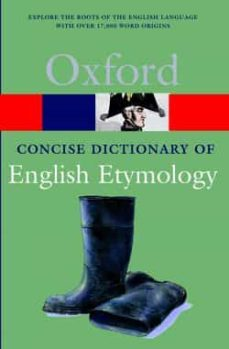 the concise oxford dictionary of english etimology-t.f.(ed.) hoad-9780192830982