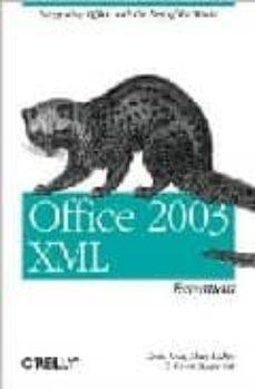 office 2003 xml-evan et al. lenz-9780596005382