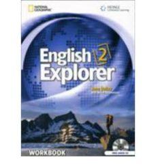 Descargas gratis audiolibros ipods ENGLISH EXPLORER INTERNATIONAL 2 EJERCICIOS + CD S