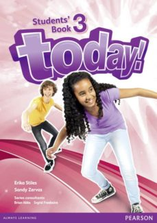 today! 3 students book standalone-9781447901082