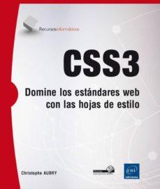 Descargar CSS3 gratis pdf - leer online