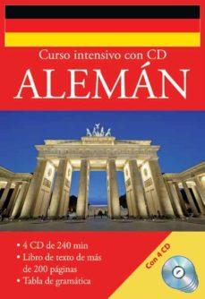 Descargar libros gratis en francés pdf CURSO INTENSIVO CON CD ALEMAN (INCLUYE 4 CDS) 9783625002482 (Spanish Edition) iBook