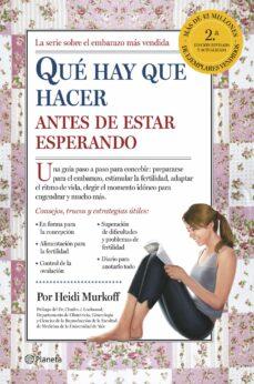Ebooks descargar formato kindle QUE HAY QUE HACER ANTES DE ESTAR ESPERANDO (2ª ED.)  9788408122982 (Literatura española)