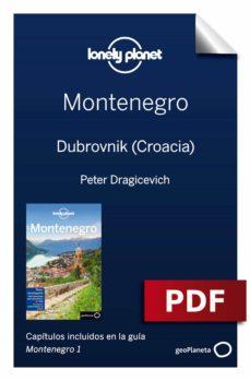 montenegro 1. dubrovnik (croacia) (ebook)-peter dragicevich-9788408189282
