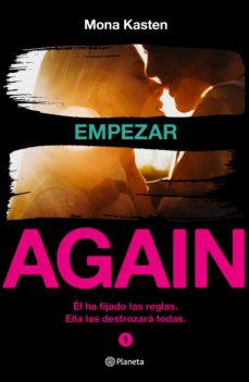 Descargar google books a pdf SERIE AGAIN. EMPEZAR CHM in Spanish de MONA KASTEN 9788408213482