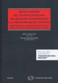 Costosdelaimpunidad.mx Retos Y Desafíos Del Contrato De Seguro: Del Necesario Aggiornamento A La Metamorfosis Del Contrato Image