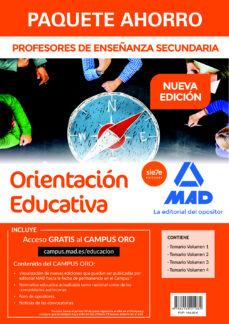 Chapultepecuno.mx Paquete Ahorro Orientacion Educativa Cuerpo De Profesores De Enseñanza Secundaria Image