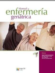 Descargas gratuitas de libros para kobo. MANUAL DE ENFERMERIA GERIATRICA PDB PDF