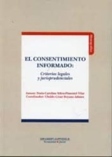 Descargar EL CONSENTIMIENTO INFORMADO gratis pdf - leer online
