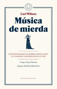 Descargar MUSICA DE MIERDA gratis pdf - leer online