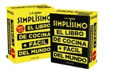 Descargas de dominio publico de libros SIMPLISIMO DOBLE: LOS LIBROS DE COCINA + FACILES DEL MUNDO 9788417720582 en español de JEAN-FRANÇOIS MALLET